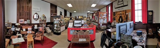 Watervliet Historical Society Museum Panorama